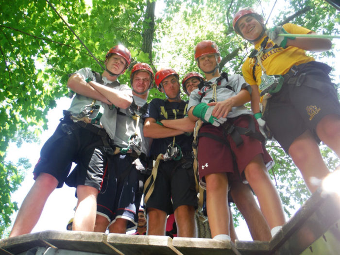 The best way to get started is to embark on a 2.5-hour zip line tour of the treetops. & This Canopy Tour In Wisconsin Will Thrill Adventurers Of All Ages ...