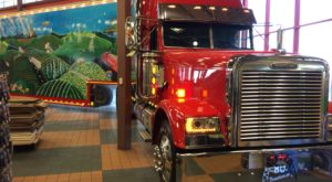 Iowa Has A Massive Truck Stop That's Bigger Than Most Small Towns