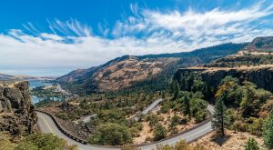 10 Gorgeous Roads In Oregon That Will Make You Want To Pull Over Every Five Minutes