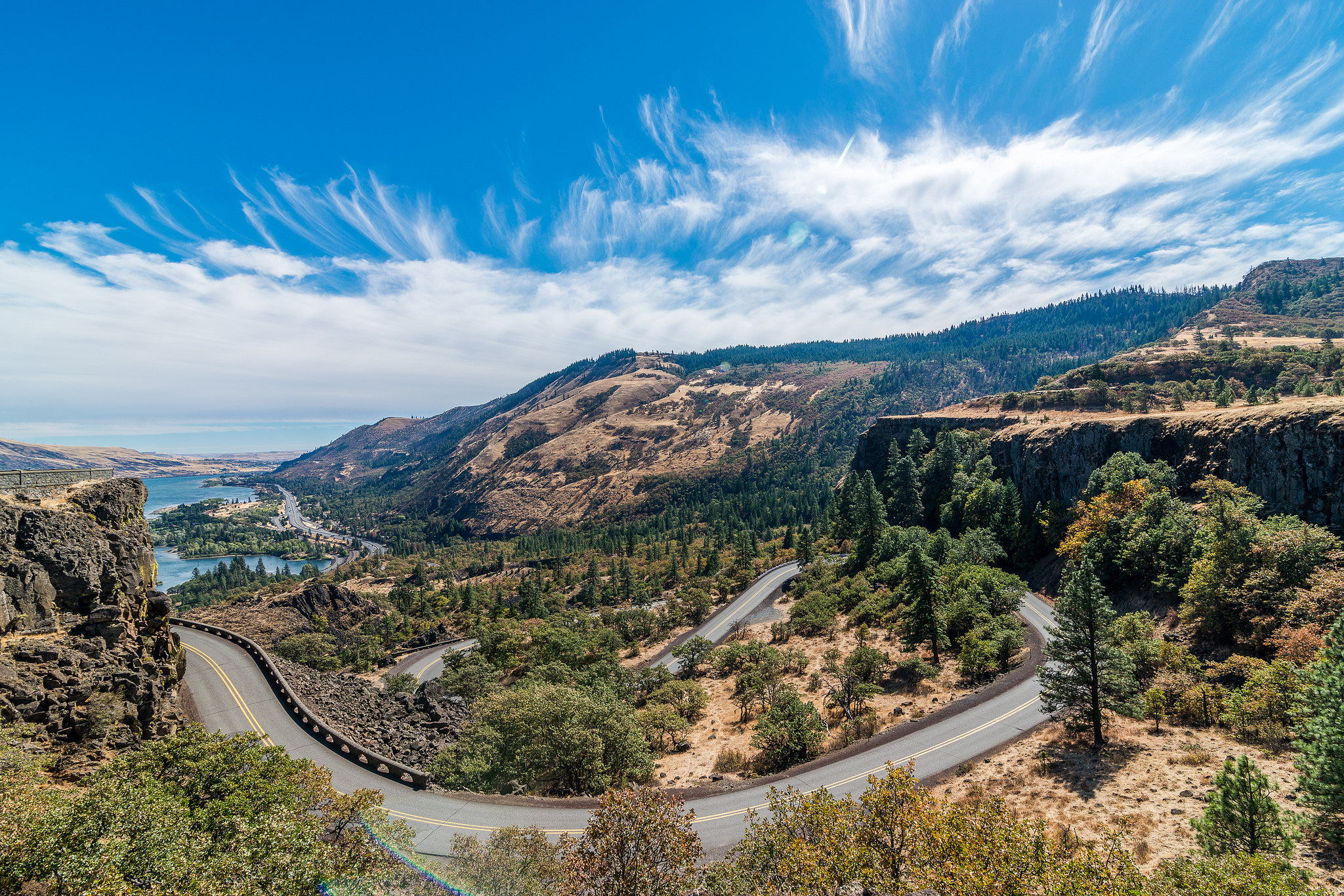 Take A Drive On These 10 Scenic Roads And Byways In Oregon