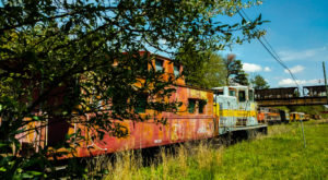 The Tragic Story Behind New Jersey's Chilling Train Graveyard