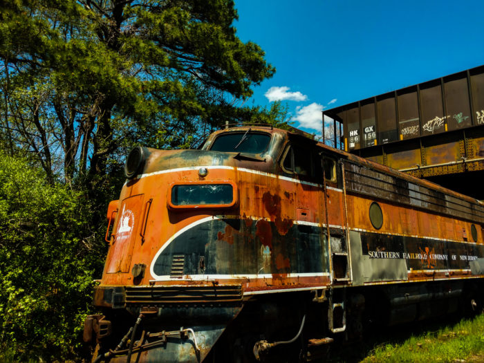 Used Cars In Nj >> The Tragic History Of Winslow Junction, A Train Graveyard ...