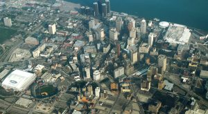 These 13 Aerial Views Of Detroit Will Leave You Mesmerized