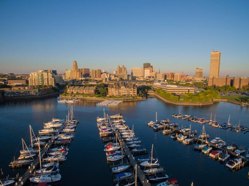 9 Best Aerial Views Of Buffalo