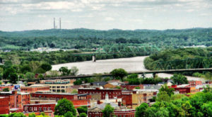 The Scenic Town In Ohio That's Bursting With Breathtaking Bridges