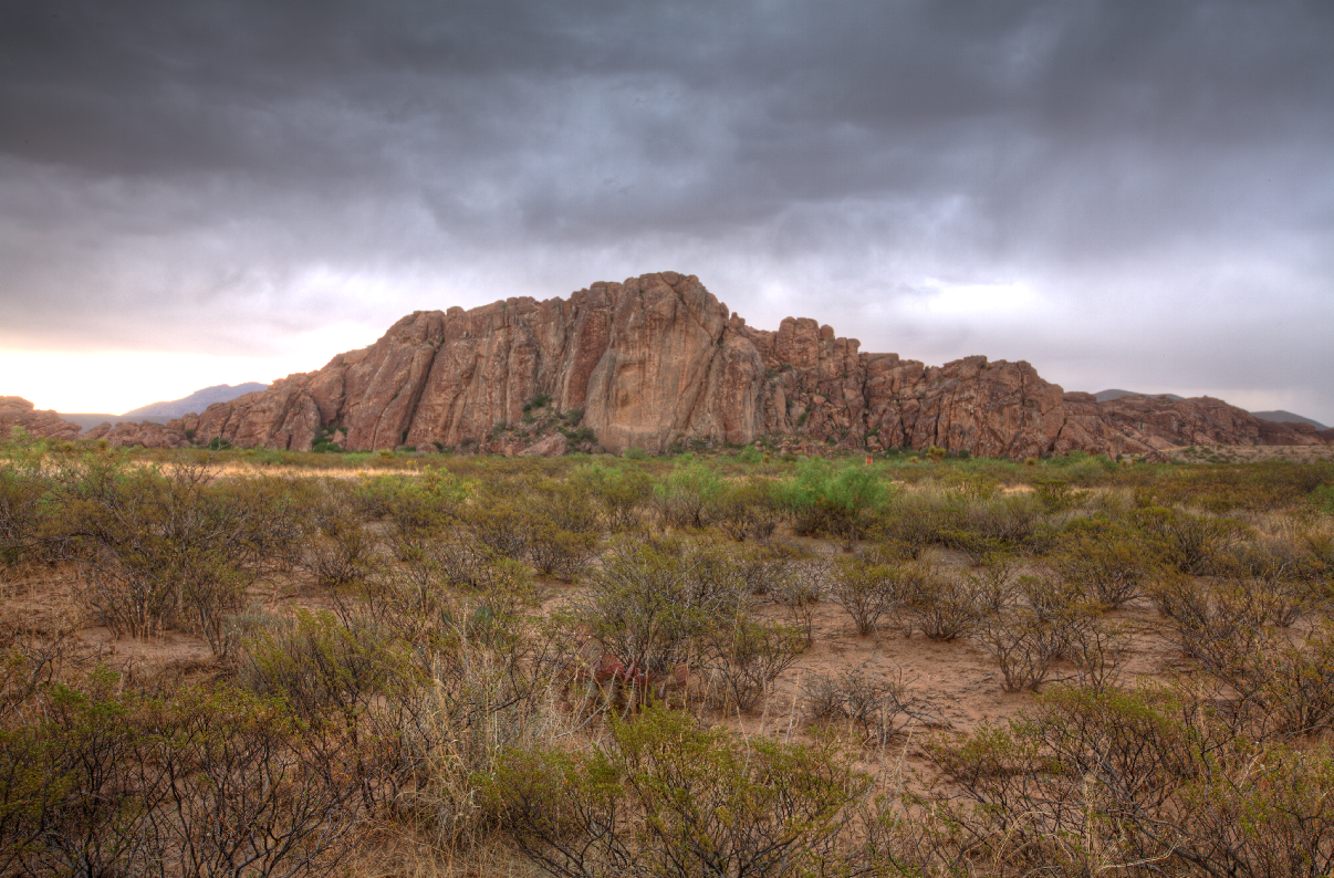 Hueco Tanks Is One Of The Most Beautiful State Parks In Texas