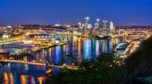 These 7 Scenic Overlooks In Pittsburgh Will Leave You Breathless