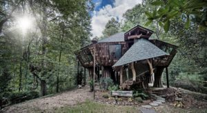 The Enchanting Treehouse In Mississippi That's Straight From A Fairy Tale