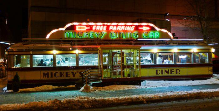 2 Mickey S Diner St Paul