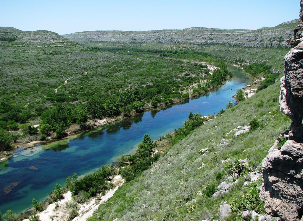 Devil's River Has The Bluest Water In Texas