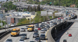 The Story Behind This Massive Traffic Jam Is So Perfectly Washington