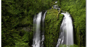 Most People Have Never Heard Of This Magical Waterfall Hike In Oregon's Columbia River Gorge
