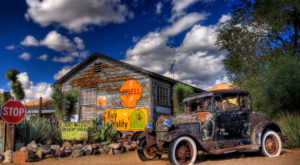 This General Store On Arizona's Route 66 Will Make You Long For The Good Ol' Days