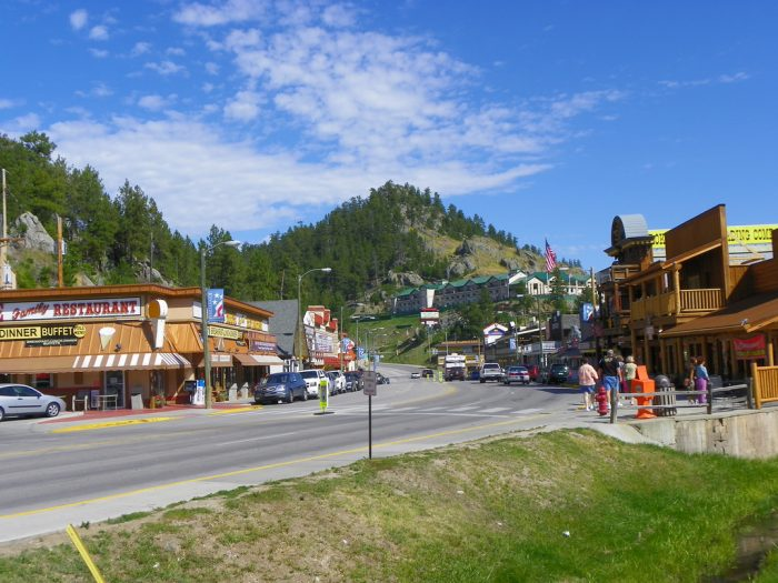 Keystone South Dakota A Tiny Town Surrounded By
