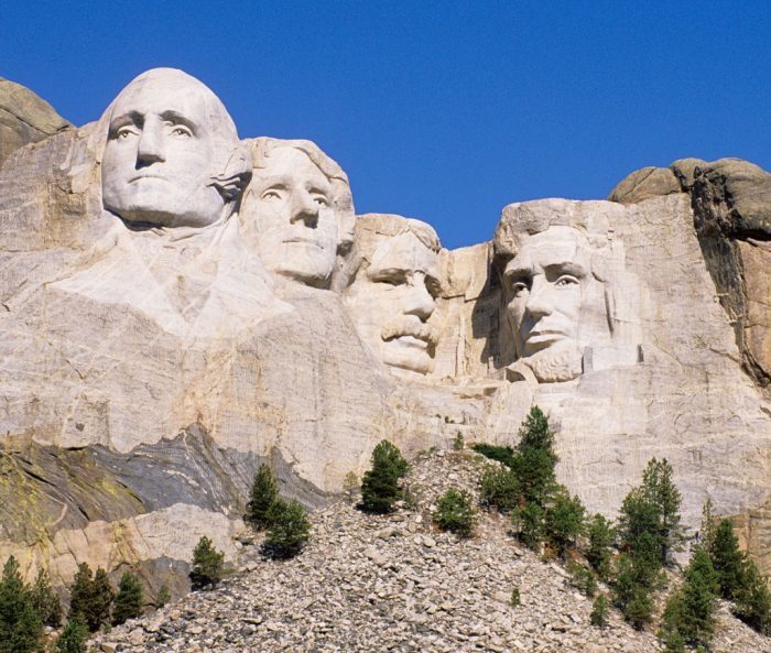 Most People Don't Know There Is A Part Of Mt. Rushmore In
