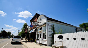 This Tiny Michigan Village Has More Character Than Anywhere Else In The State