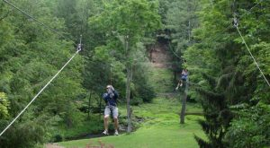 The Epic Zipline In Pennsylvania That Will Take You On An Adventure Of A Lifetime