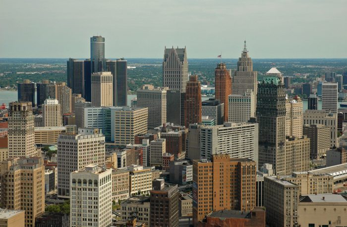 These 13 Aerial Views Of Detroit Will Leave You Mesmerized ...
