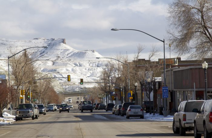 Miles Ffrom Park City To Green River Wy