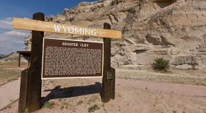 The One Site In Wyoming That Changed The Course Of History