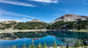 The Sapphire Lake In Northern California That's Devastatingly Gorgeous