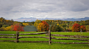 15 Things You'll See On Every Vermont Country Road