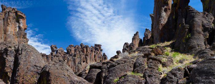 Gooding Little City of Rocks - Idaho attraction