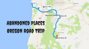 We Dare You To Take This Road Trip To Oregon's Most Abandoned Places