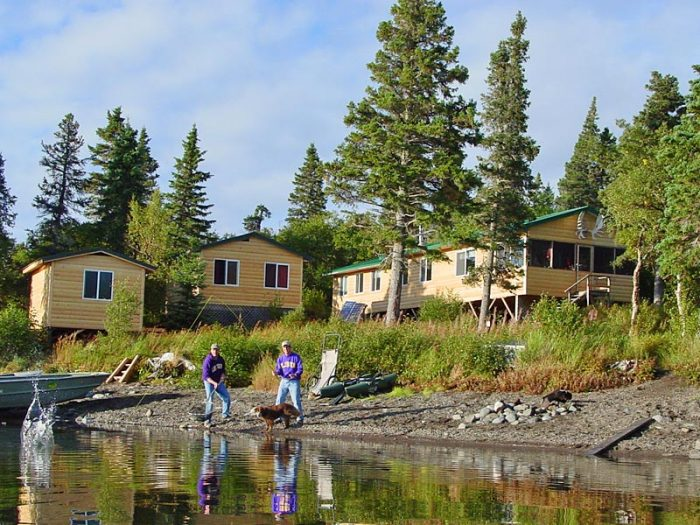 Visit these 15 fish camps in alaska for the perfect laid for Alaska fishing camps