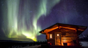 The Single Greatest Spot In Alaska To View The Northern Lights