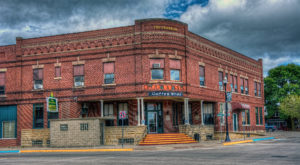 Most People Have No Idea This Quaint Iowa Town Has A Ghostly Secret