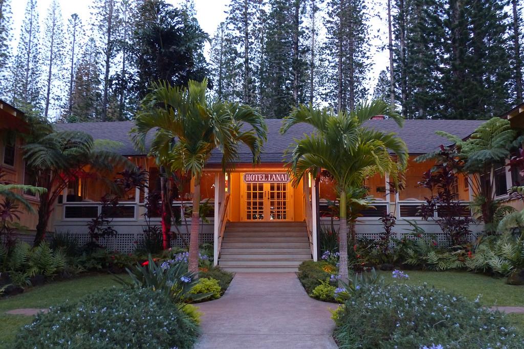 Hawaii U0026 39 S Charming Hotel Lanai Will Fuel Your Wanderlust