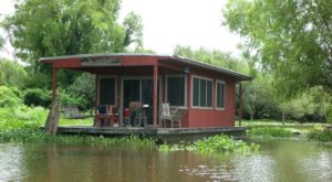You'll Never Want To Leave These 6 Beautiful Houseboats In Louisiana