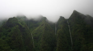 9 Waterfalls In Hawaii You'll Only Find When It's Raining