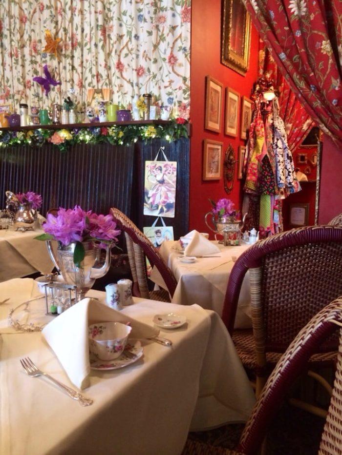 This Whimsical Restaurant In Seattle Washington Belongs On