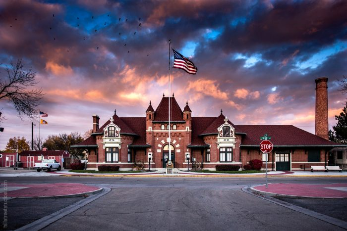 This Dreamy Train-Themed Road Trip Through Idaho Will Make
