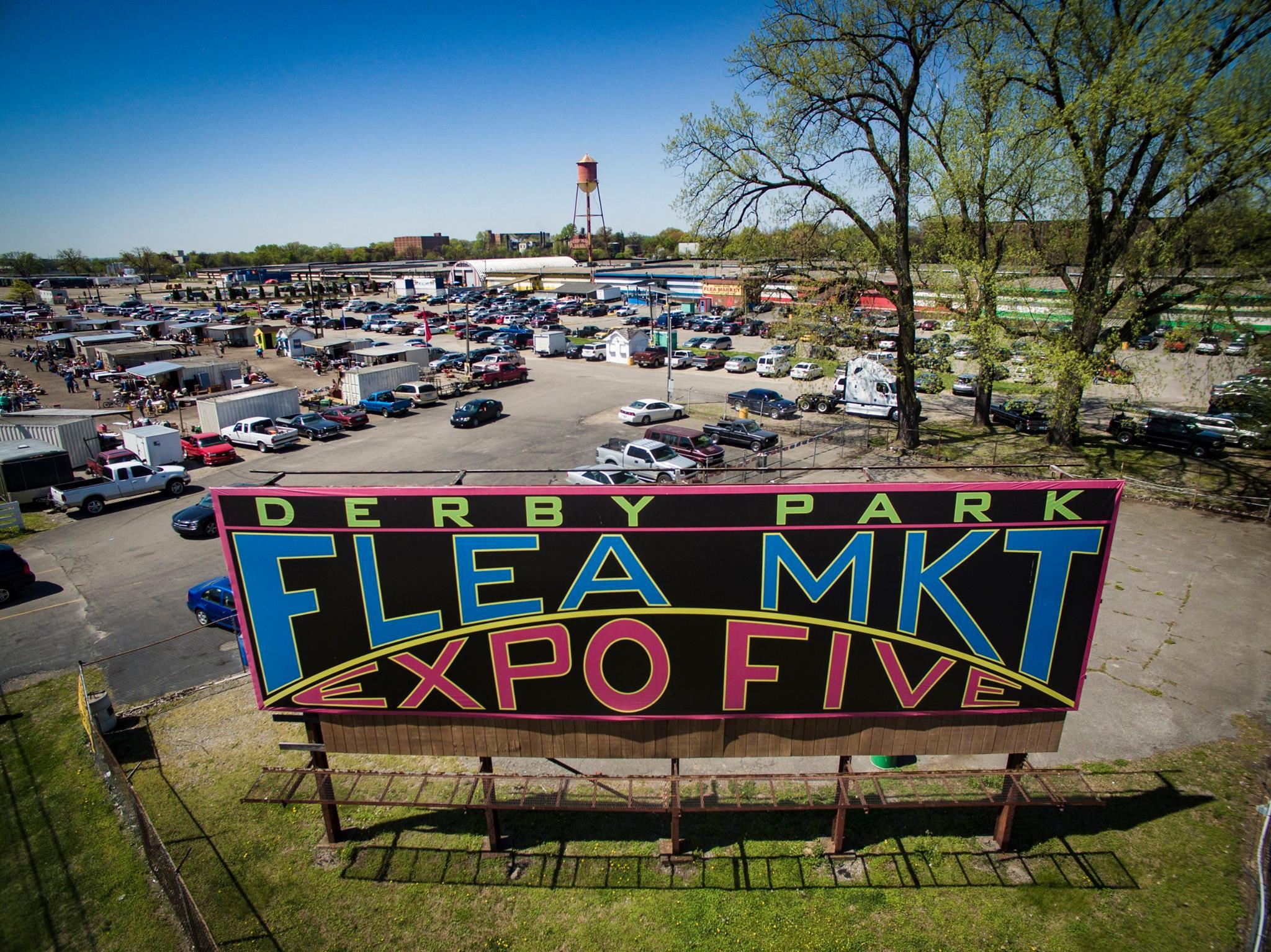 10 Amazing Flea Markets In Kentucky