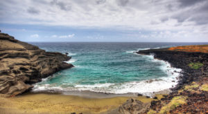 You'll Want To Add This Green Sand Beach To Your Hawaii Bucket List