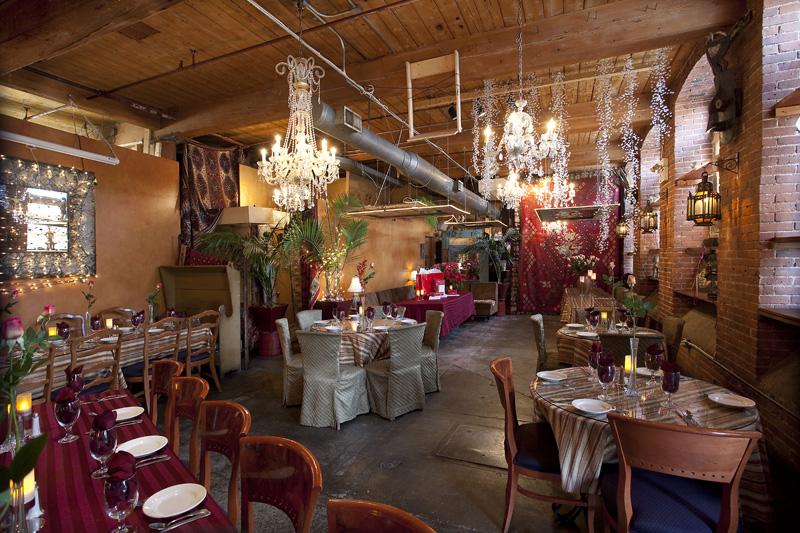 Cav Restaurant Is The Most Whimsical Restaurant In Rhode