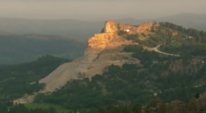 Someone Flew A Drone High Above South Dakota And Captured The Most Breathtaking Footage
