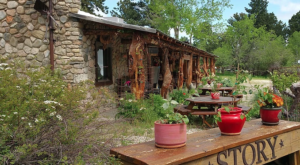 Make Your Wildest Dreams Come True With An Overnight Stay At This Magical Wyoming Lodge