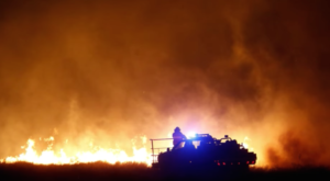 Wildfires Are Raging Through Kansas And Are Devastating Parts Of The State