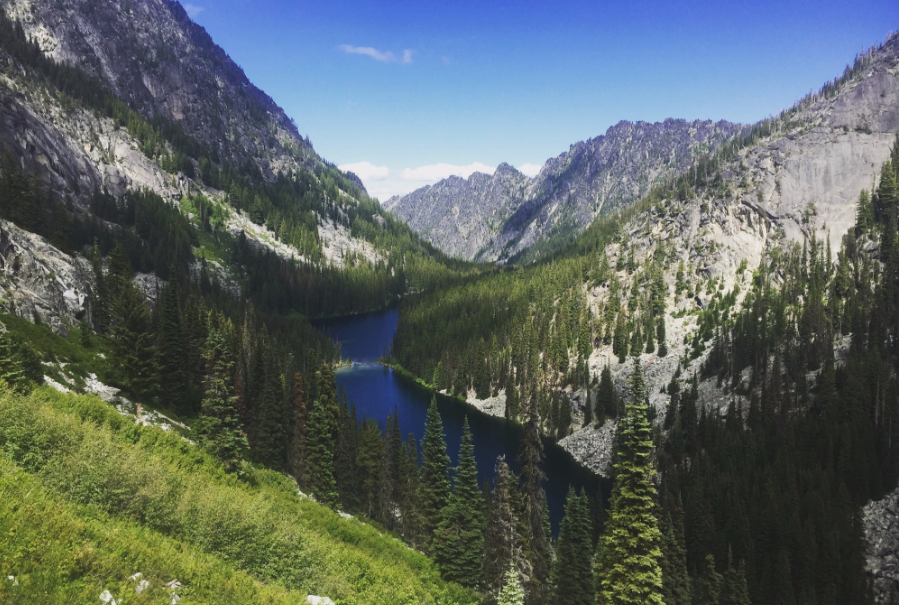 The Sapphire Lake In Washington That S Devastatingly Gorgeous