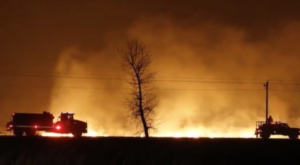 Wildfires Are Raging Through Texas And Are Devastating Parts Of The State