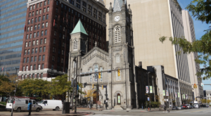 There's No Chapel In The World Like This One In Cleveland