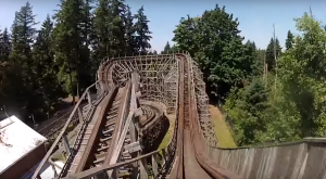 The Wooden Coaster In Washington That Will Take You On A Ride Of A Lifetime