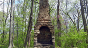 These 7 Trails Around Washington DC Will Lead You To Extraordinary Ruins