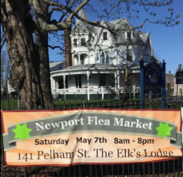 Rhode Island Outdoor Flea Markets
