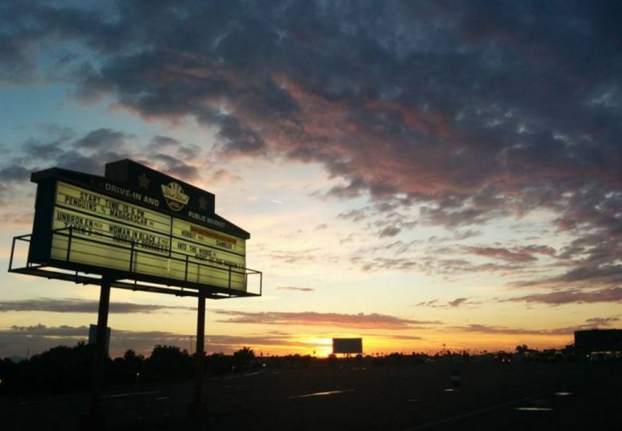 Watch Your Next Movie At Arizona S Last Drive In Theatre
