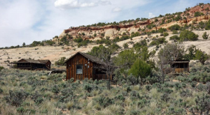 Most People Don't Know This Weird Utah Ghost Town Even Existed